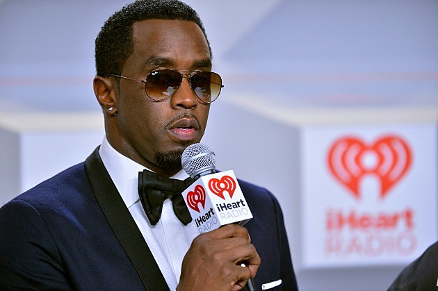 Diddy @ iHeartRadio Music Festival - Day 1 - Backstage