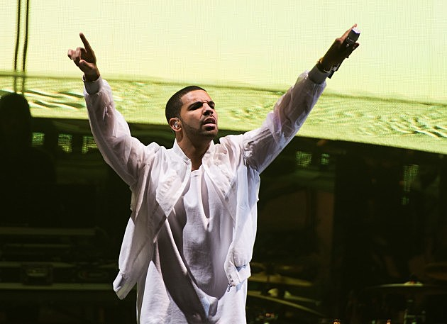 "Drake ""Would You Like A Tour?"" Concert - Newark, NJ - 2013"