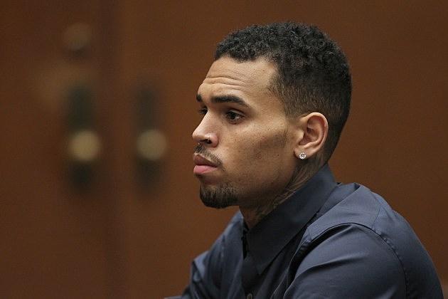 Chris Brown Feb. 20, 2014