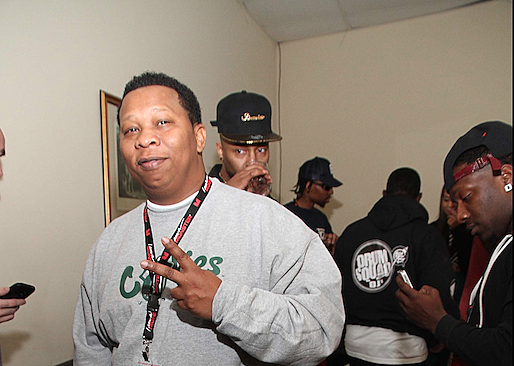 Mannie Fresh - Feb. 15th 2014, NBA All-Star In New Orleans - Virdiko & MP3Waxx.com Event
