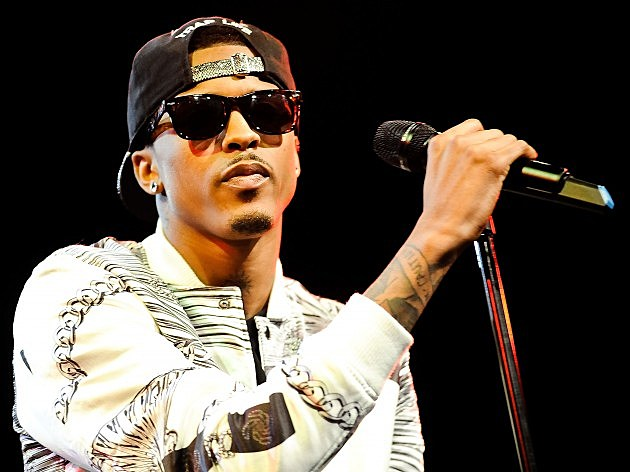 August Alsina performing at the Best Buy Theater in New York City May 30, 2013