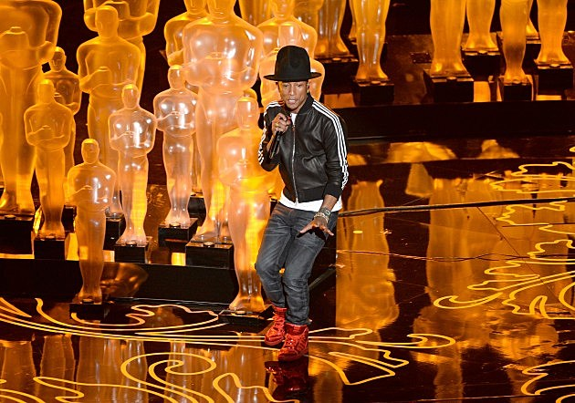 Pharrell Williams @ 2014 Oscars