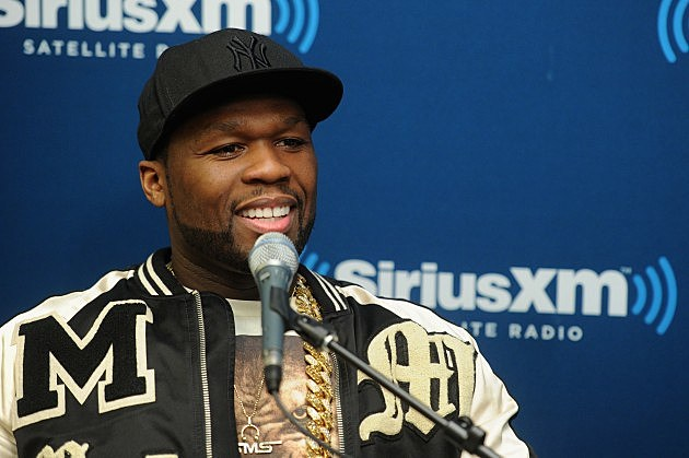 SiriusXM's Town Hall With 50 Cent on Eminem's SiriusXM Channel Shade 45