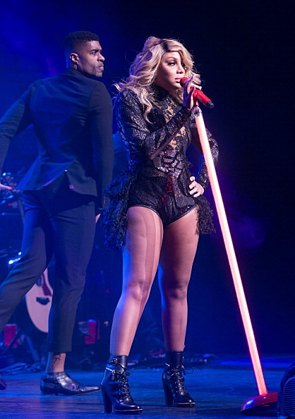 R Kelly And Tamar Braxton To Go On Tour Tha Wire Video