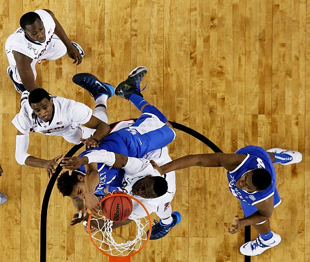 NCAA Men's Final Four - Championship 2014