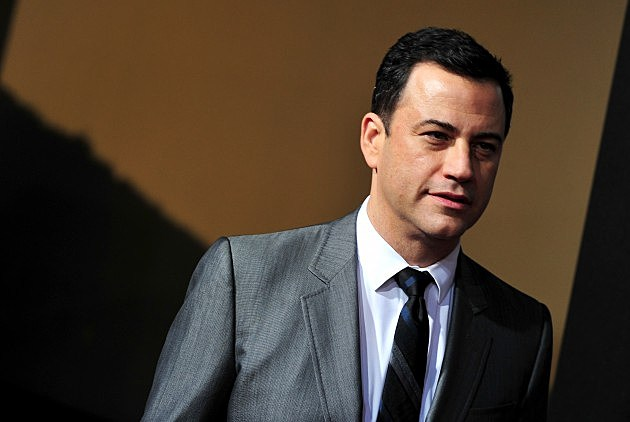 Jimmy Kimmel @ 2nd Annual Rebels With A Cause Gala - Arrivals
