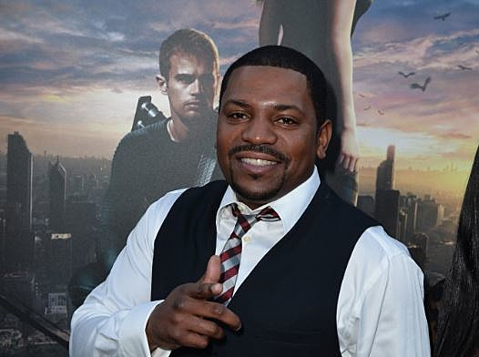 LOS ANGELES, CA - MARCH 18: Actor Mekhi Phifer arrives at the premiere of Summit Entertainment's 'Divergent' at the Regency Bruin Theatre on March 18, 2014 in Los Angeles, California. (Photo by Kevin Winter/Getty Images)