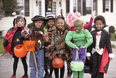 2015 Halloween Events In The Lake Area