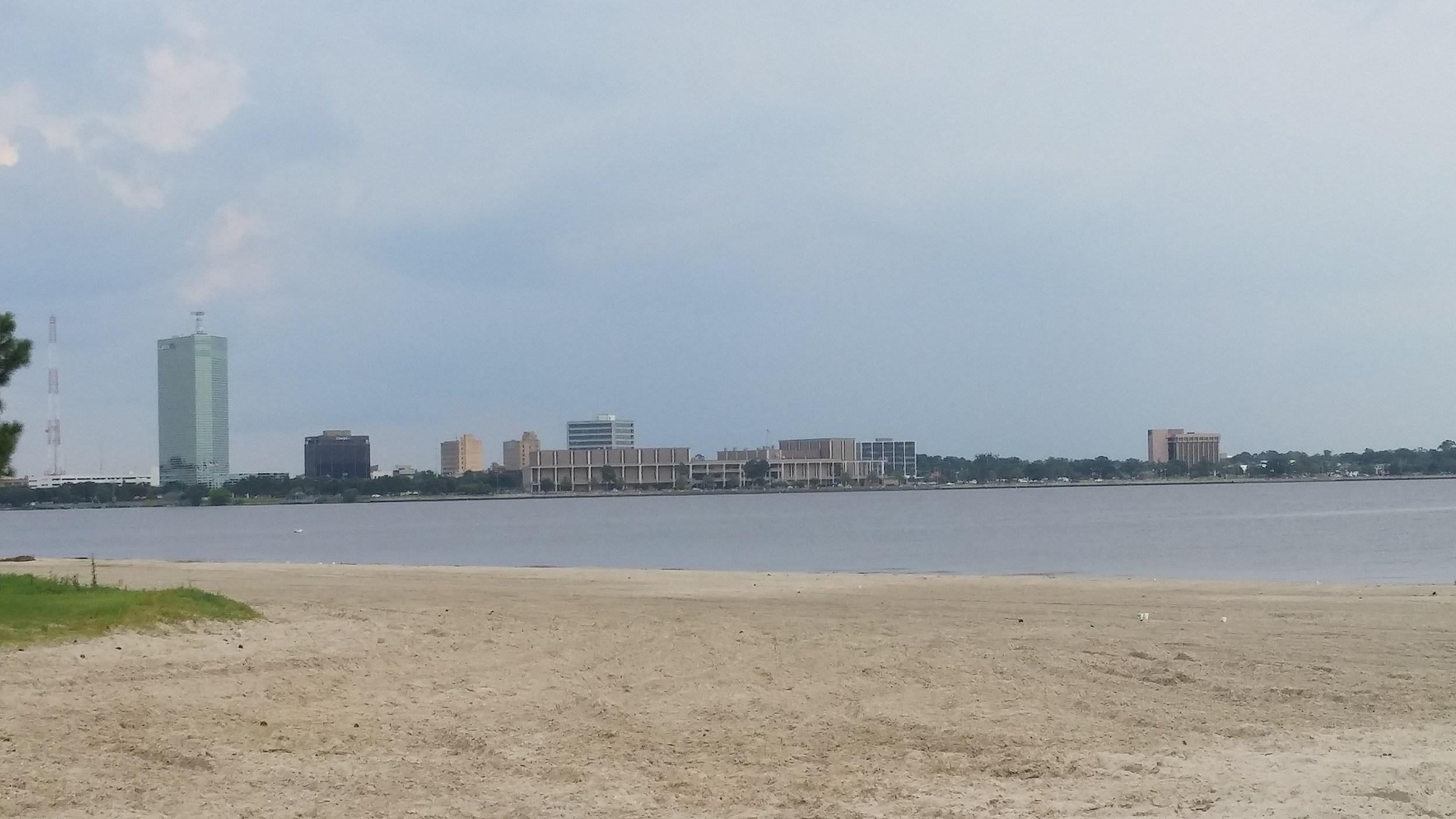 Lake Charles I-10 Beach