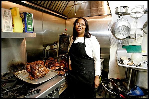 USA - Business - Jive Turkey Restaurant