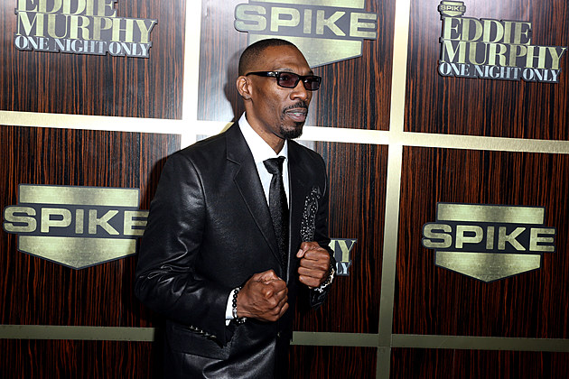 "Spike TV's ""Eddie Murphy: One Night Only"" - Arrivals"