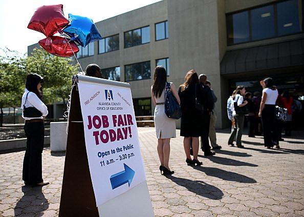 Job Fair Held For Education Positions