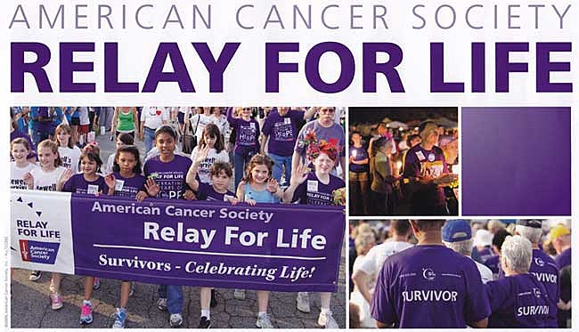 Relay For Life - American Cancer Society via YouTube