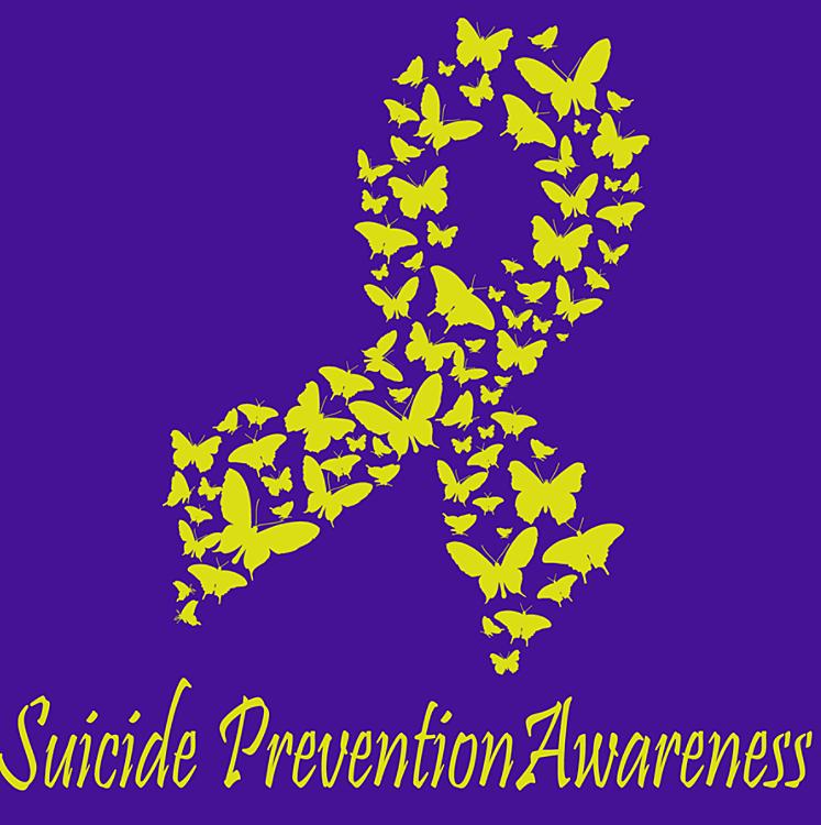 Suicide Prevention Awareness - Facebook