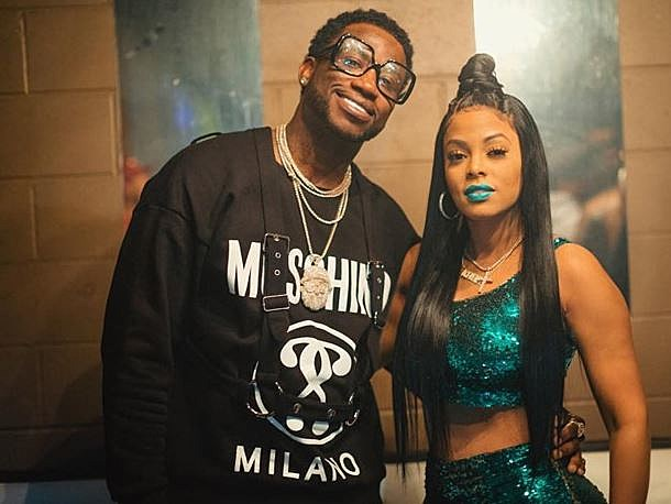 Gucci Mane and Keyshia Ka'oir -Instagram