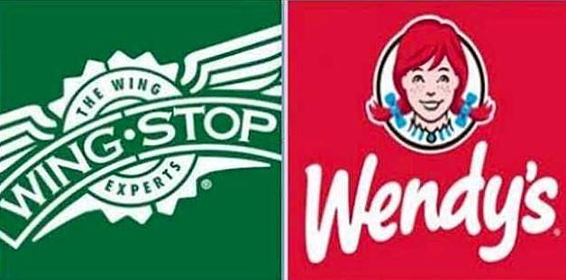 Wendy's and Wingstop rap battle -Twitter