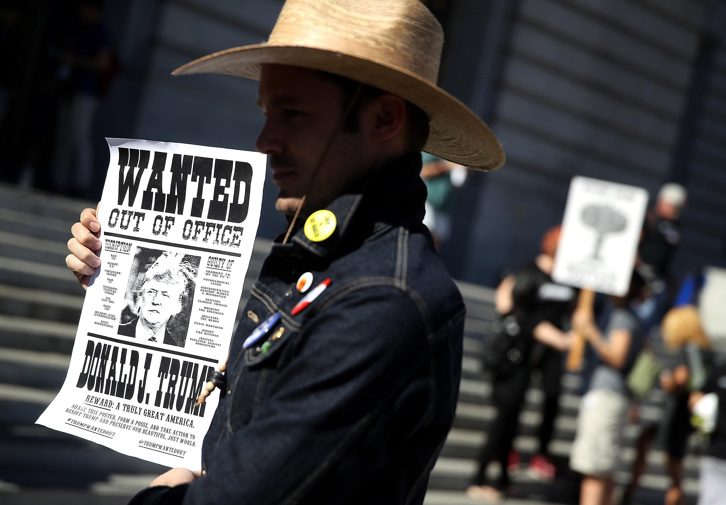 Billionaire Tom Steyer Calls For Trump Impeachment, Begins $10 Million Campaign