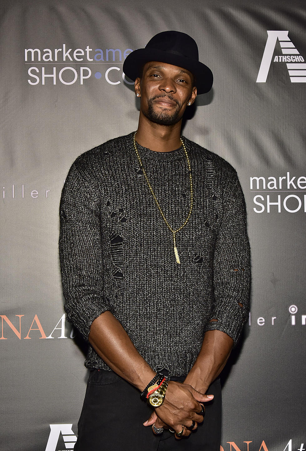 Chris Bosh\'s Mom Arrested For Running Drug Rink - Tha Wire